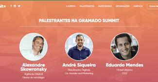 Gramado Summit, alguns palestrantes