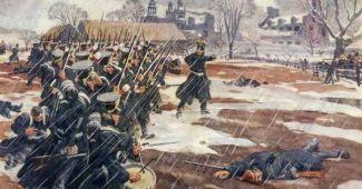Batalha de Saint-Denis. Novembro de 1837.