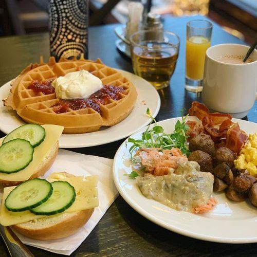 Bra start på denna lördagen ️🥓 #breakfast #breakfastfeelings #frukost #brastart