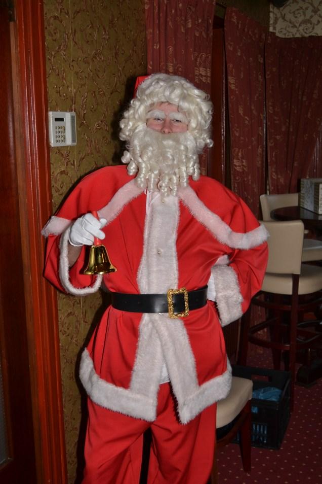 Kerstman kostuum