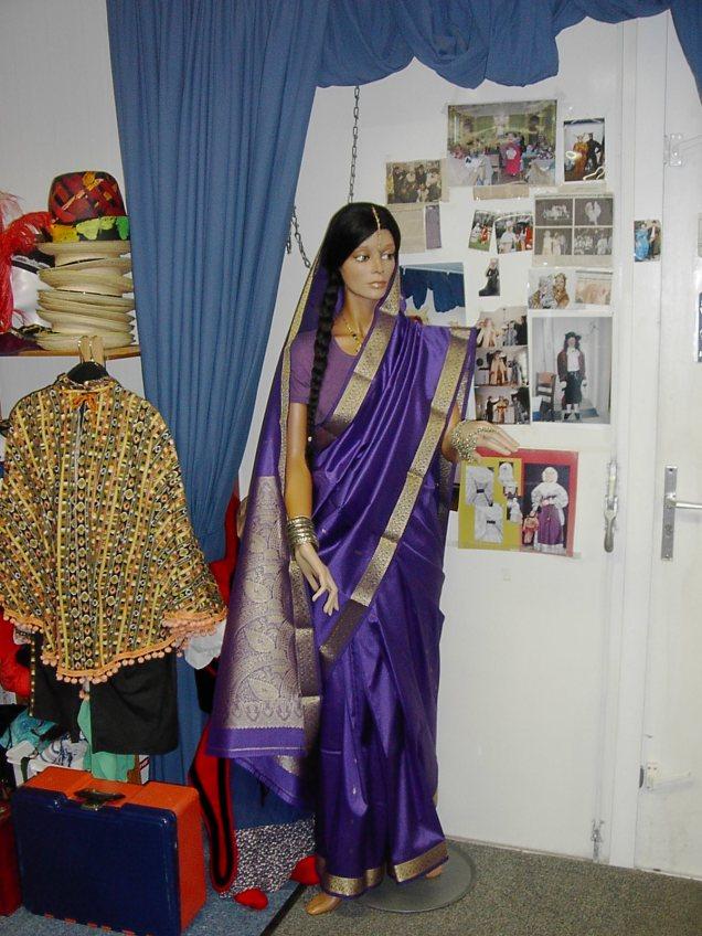 Indiaas kostuum