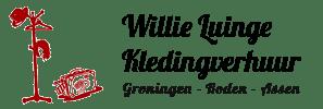 Willie Luinge Kledingverhuur Groningen - Roden - Assen