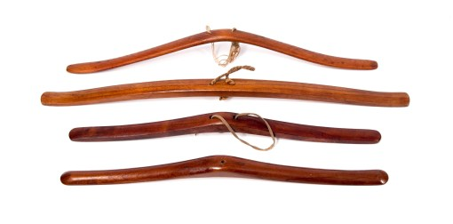 Lot 10: Four Hangers