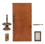Lot 49: Five Shaker Small Items