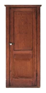 Lot 122: Small Cupboard