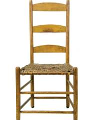 Lot 131: Side Chair