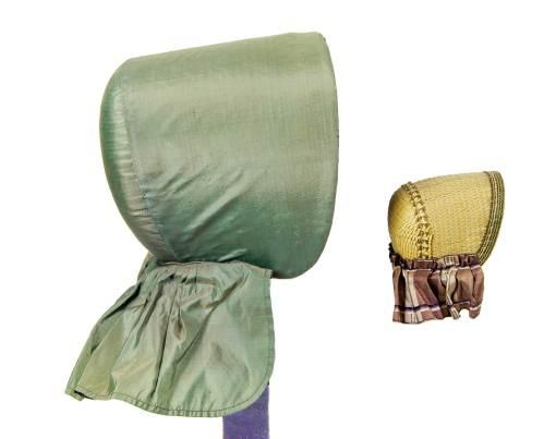 Lot 13: Two Bonnets