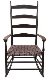 Lot 150: Rocking Chair