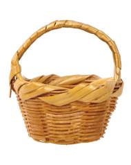 Lot 153: Miniature Basket