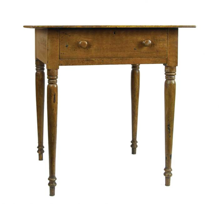 Lot 161: Work Table