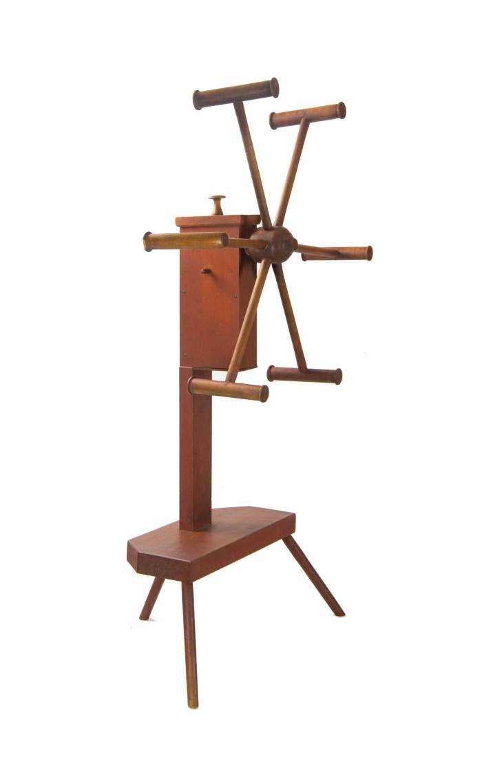 Lot 28: Yarn Winder