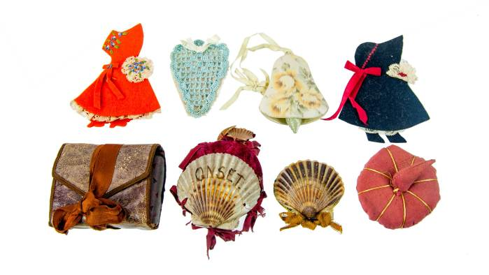 Lot 36: Fancy Goods Sewing Collection