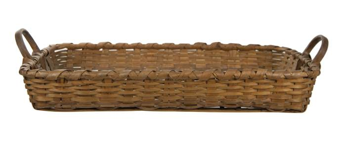 Lot 54: Garden Basket
