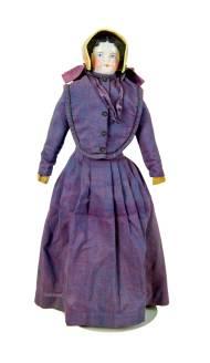 Lot 9: Shaker Dressed Doll