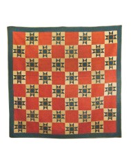 Lot 106: Antique Quilt