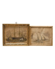 Lot 108D: Three Prints and a Photograph
