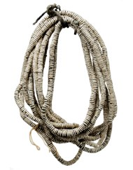 Lot 109: Wampum Necklace