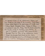Lot 12: Seamen's Hymns and Whalemen's Shipping List