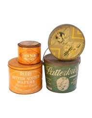 Lot 161: Candy Containers