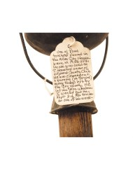 Lot 178: Four 19th C. Torches