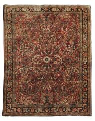 Lot 189: Oriental Scatter Rug