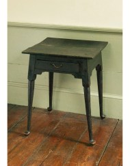 Lot 190: 18th C. Queen Anne Side Table