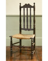 Lot 191: William and Mary Side Chair