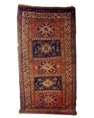 Lot 19: Caucasian Rug
