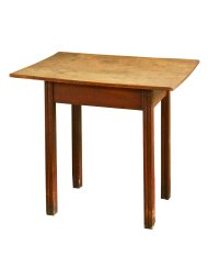 Lot 20: 18th C. New England Tavern Table