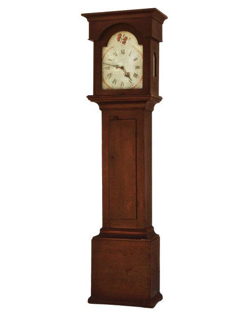 Lot 25: Tall Clock