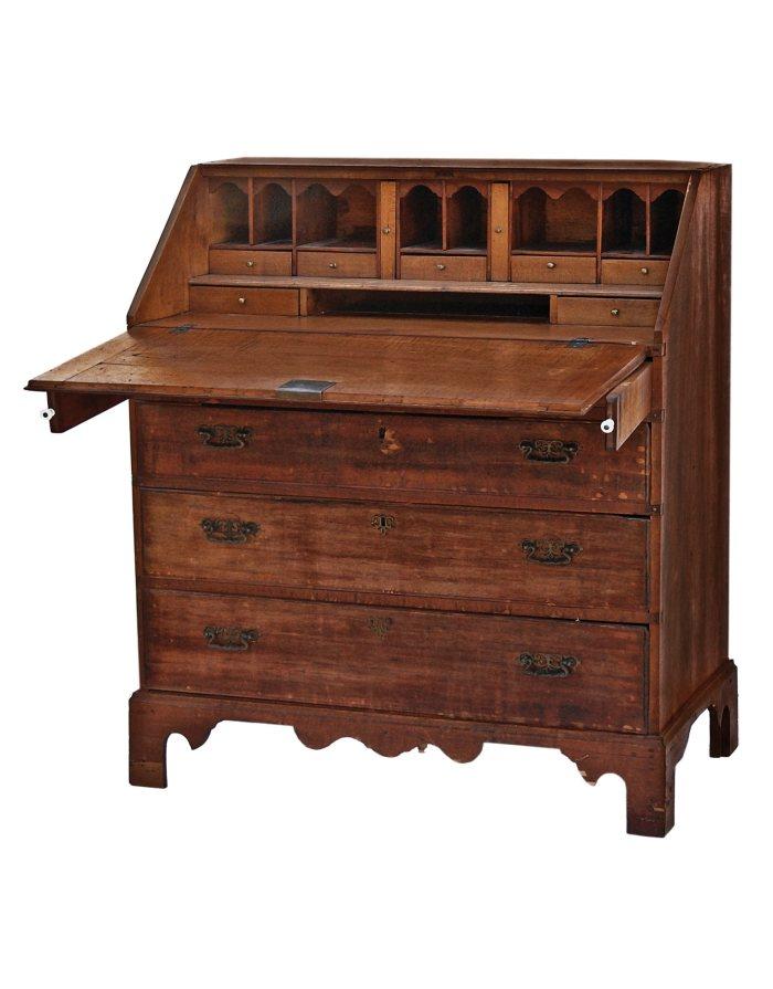Lot 45: Governor Winthrop Desk