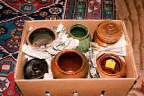 Redware boxed in original packaging