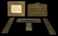 Lot 111A: Tiffany Desk Set