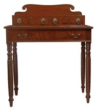 Lot 155: 19th c. Federal Dressing Table