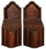Lot 163: Knife Boxes