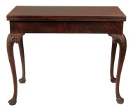Lot 170: 18th c. English Card Table