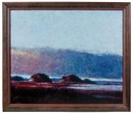 Lot 233: Oil of Landscape by Echhart