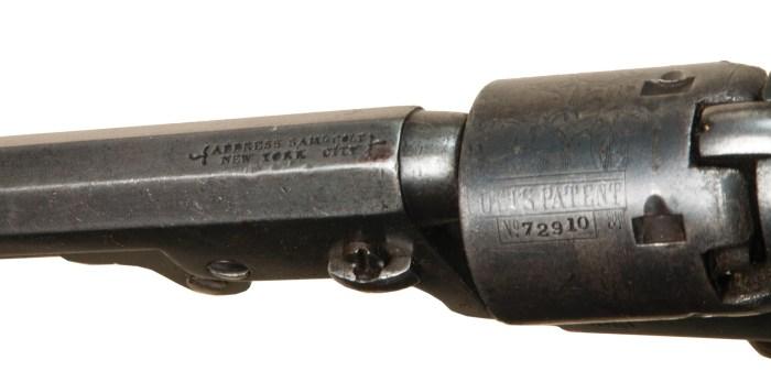 Lot 93A: Colt 31 Pocket Pistol