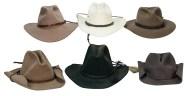 Lot 94A: Western Hats