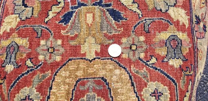 persian, kirman, palace size, oriental rug