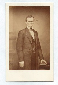 photo, album, lincoln, washington