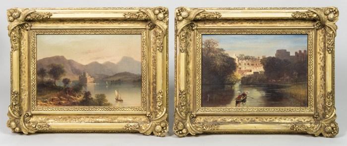 oil, paintings
