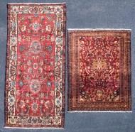 persian, lilihan, scatters, oriental, rugs