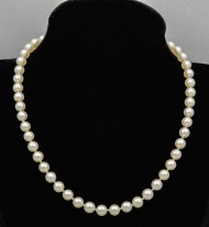 pearl, bead, necklace
