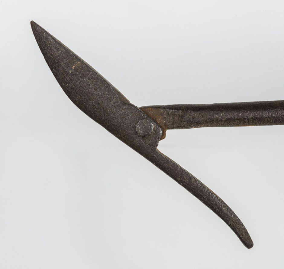 Rare 19th C. Grommet Iron Whaling Harpoon
