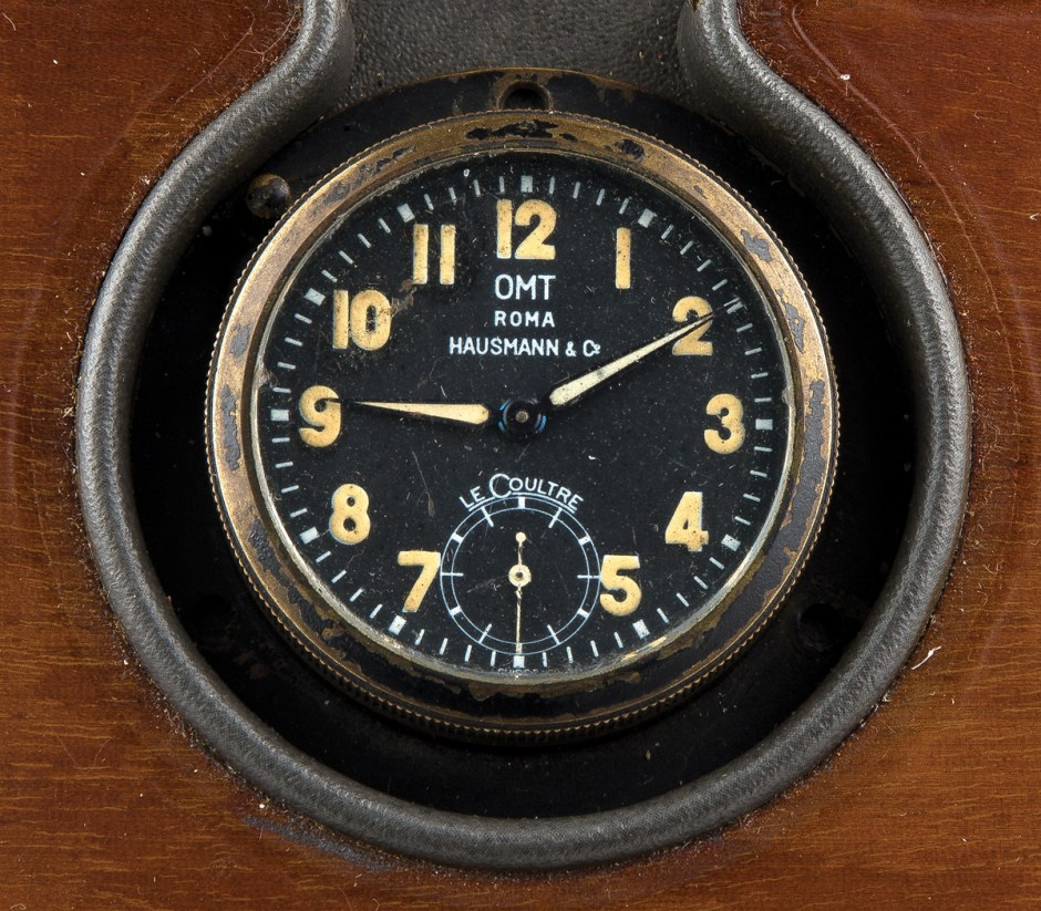 Air Carrier Deck Watch; and Instrument Panel Watch