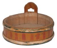 19th C. European Wash Tub