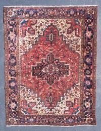 Roomsize Persian Heriz