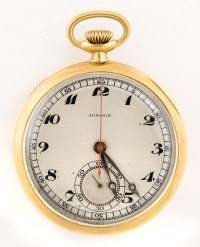 Three Pocket Watches