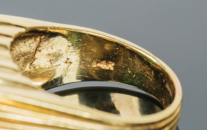 Two Gold Rings